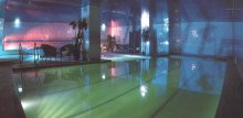 Aquarium Dance Club Swimming Pool