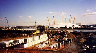 London Guide : Millennium Dome