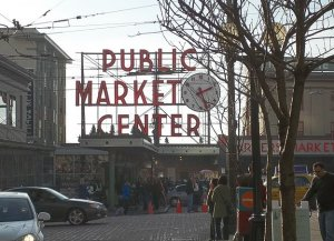 Seattle Pike Place Market