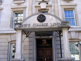 London Universities : King's College University