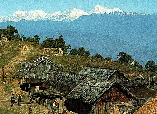 A village in eastern Nepal.