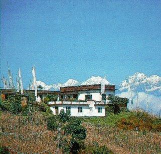 Namo Buddha monastery.