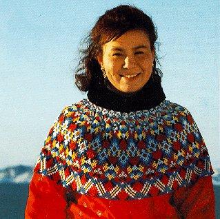 A young Greenlander.