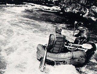 Explore the wild Kema River.