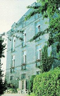 The Chateau de Saussignac.
