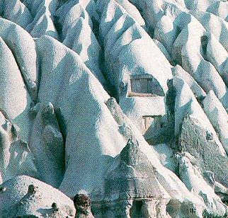 Goreme Vally Erosions, Cappadocia, Turkey.