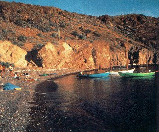 Wilderness Sailing in the Sea of Cortez