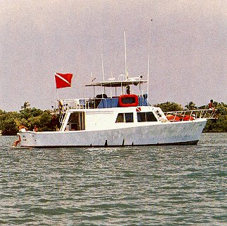 The M/V Caracol.