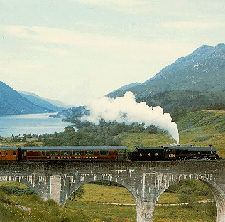 The Top Ten Train Trips of Luxury